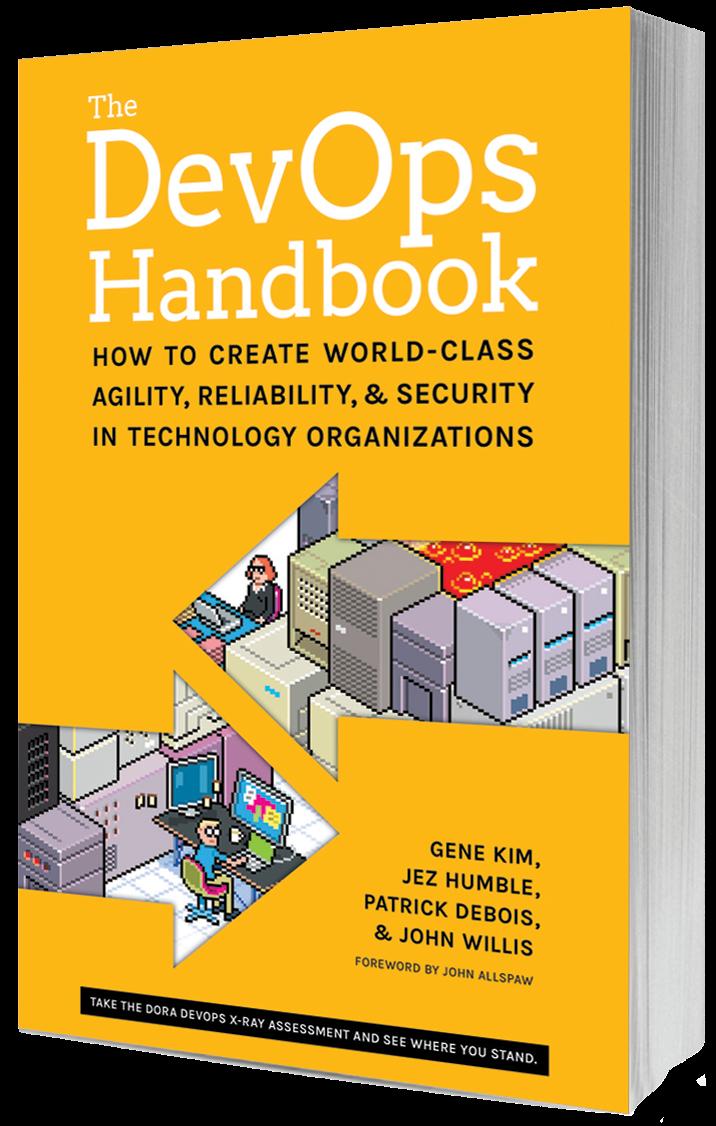 DevOps Handbook by Gene Kim