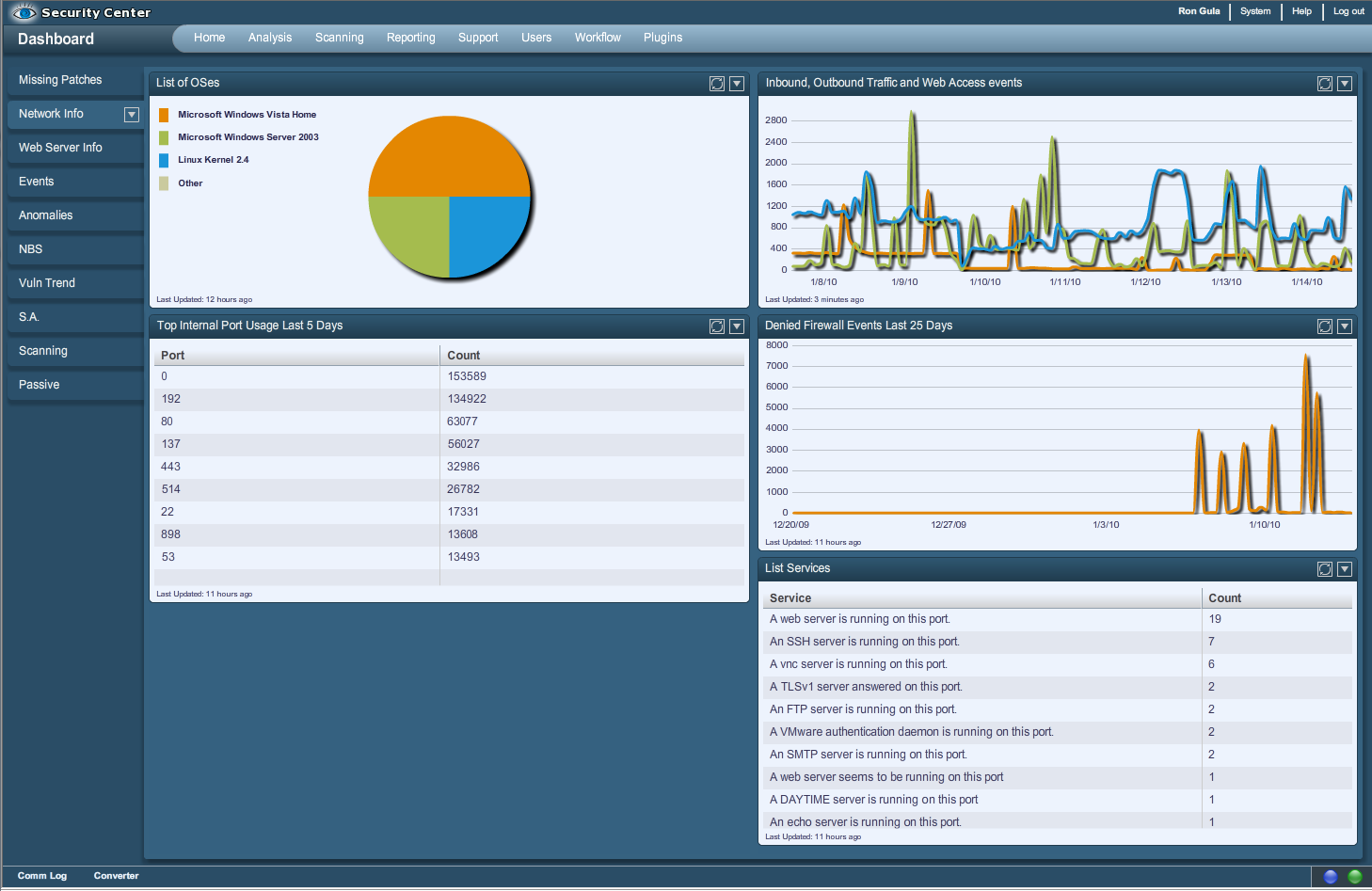 See Securitycenter 4 At Rsa 2010 Booth 956 Blog Tenable 174